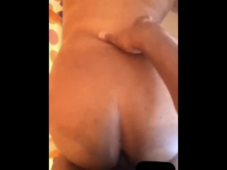 Anal in the shower