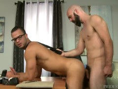 ExtraBigDicks Latinos Tight Hole for Bosses Big Cock