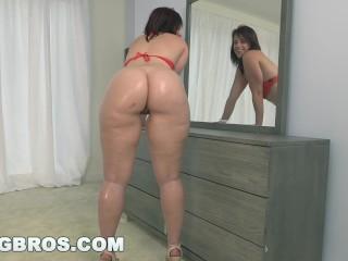 bangbros - virgo peridot curvy gets her nice big ass fucked hard