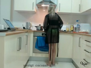 Sexy Kitchen live Show Kate Making Food chaturbate REC