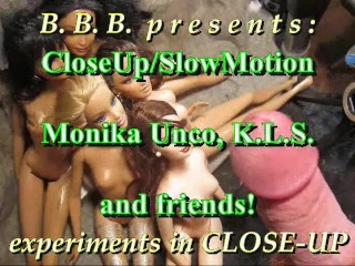 CLOSEUP&SLOWMOTION SC 5: Monika Unco, KLS & Friends