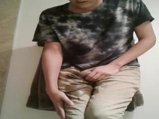 INTENSE DESPERATION - Wetting my pants