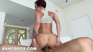 BANGBROS - Sexy PAWG Jada Stevens and Her Perfect Big Ass
