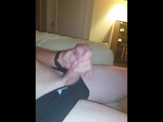 Training Day Straight Frat Bros Big Cock and Cumshots