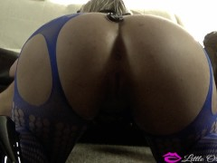 W' THE FUCK TODAY! - Bouncing Dat Booty W' Unprotected Raw Sex POV