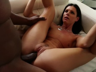 ADAM & EVE - MILF INDIA SUMMER GETS DOMINATED BY A BIG BLACK COCK