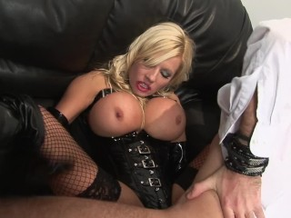 Hot mom gets banged by big dick