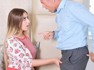 MyBabySittersClub - Sad Babysitter Fucked Boss To Feel Better