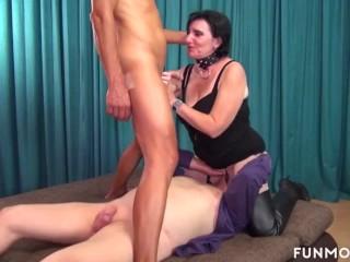 Mature German Fetish Threesome