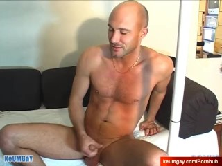 Handsome straight male's cock to taste. David the delivery guy