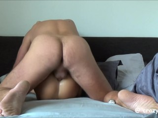 Masturbation, Sodomy & Cum in my Ass