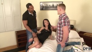 Black Pizza Delivery Guy Fucked My Wife Made a Cuckold Interracial porn vid  pizza boy pizza delivery interracial anal ass cuckold wife black hardcore interracial rough 3some swallow anal husbandm deep throat cum in mouth