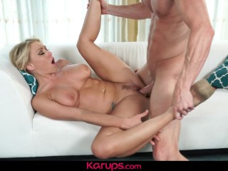 Karups - Katie Morgan Fucks Her Divorce Lawyer For Pro Boner Work