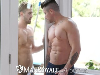 ManRoyale Wesley Woods Pounds Trenton Ducati tight ass