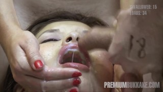 Premium Bukkake - Miyuki Son swallows 41 huge mouthful cumshots  cum swallow premiumbukkake mouthful cumshot gokkun cum swallow bukkake facial big load in mouth asian bukkake mouthful of cum cum on face gokkun swallow cum in mouth bukkake swallow