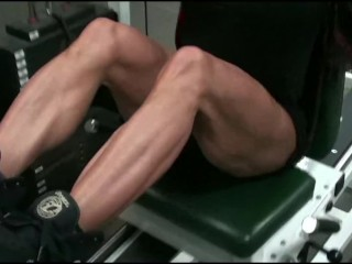 IFBB Pro Leg Extensions For Leg Lovers by LDR