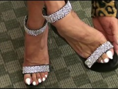 Shoe Shopping and Modeling by Latia Del Riviero