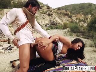 DigitalPlayground - Rawhide Scene 3 Susy Gala and Nick Moreno