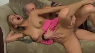 Petite Shaved Pussy Fucked
