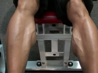 Greatest Female Calves Ever