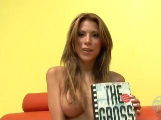 Topless Girls Reading: The Gross