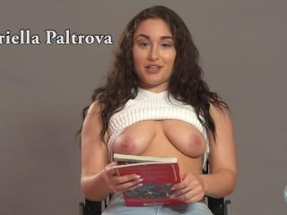 Topless Girls Reading: Head Lopper with Gabriella Paltrova