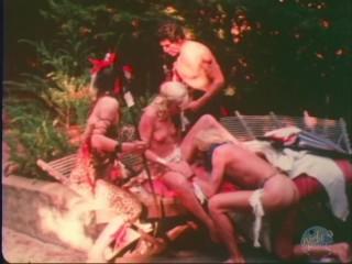 Caveman Orgy!