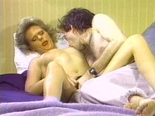 Classic Porn: His dick fills her pink pussy