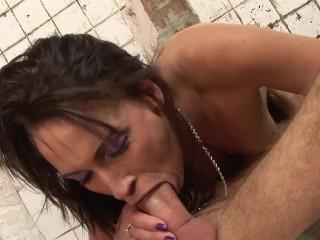 BIG TIT ARMY SLUT TAMMIE LEE GETS HER PUSSY FUCKED HARD