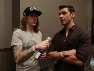 Show & Tell: Interview with Pornstar Ryan Driller