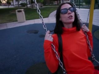 Stoya Goes Ghost Busting