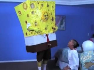On the Porn Set of SpongeKnob SquareNuts #1