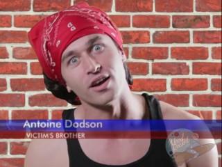 """James Deen in """"Bedroom Intruder"""""""