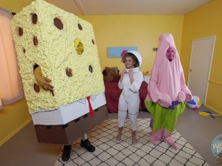 On the Porn Set of SpongeKnob SquareNuts #2