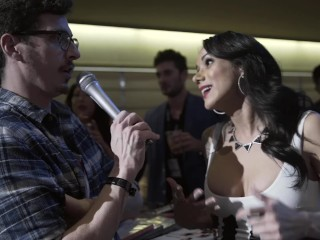 Nadia Styles Discloses The Orgy Secret