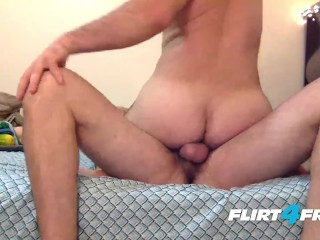 Angel & Max on Flirt4Free Guys - Sexy Latinos Bareback and Felch