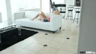 Kinky Family - Sierra Nicole - Sis can fucking have the keys  point of view balls licking riding trimmed blonde tattoo young cumshots pussy swallow kinkyfamily european teenager doggystyle rubbing natural tits