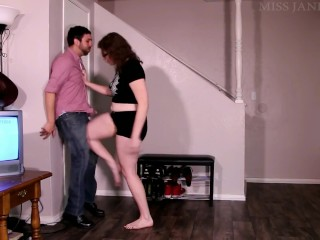 Ballbusting the Cable Guy Preview