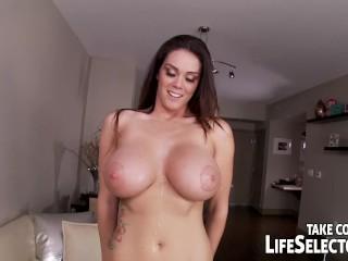 Alison Tyler - Big Boobs in Action