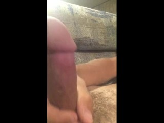 Playing with my own cock