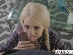 Black is Better - Elsa Jean in hot interracial scene