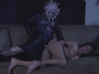 Hellraiser Porn Parody: Cockraiser