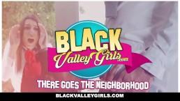 BlackValleyGirls - Bubble Butt Ebony Steals Teens BF