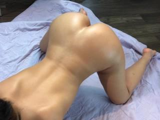 First deep anal sex stepsister Mia