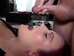 Dripping Yummy Pre Cum In My Throat - Behind The Scenes