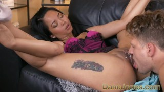 Dane Jones Horny tattooed pierced Thai girl in lingerie takes anal creampie  ass fuck lingerie creampie asian blowjob big dick danejones romantic anal orgasm tattoos pussy eating pussy piercings female friendly for women anal creampie