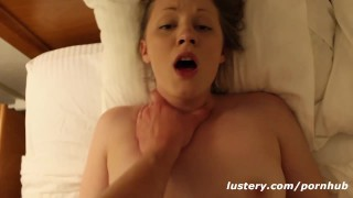 LOUD Hotel Room Fucking (Real Couple)
