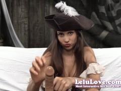 Lelu Love-Rough Dildo CBT Handjob