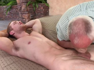 Jake Andrews Serviced by Jake Cruise