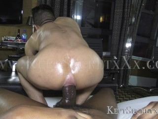 HOT POV RAW FUCKING OF A SHORT LATINO DUDE AND BIG DICK PORNSTAR KEPTSECRET